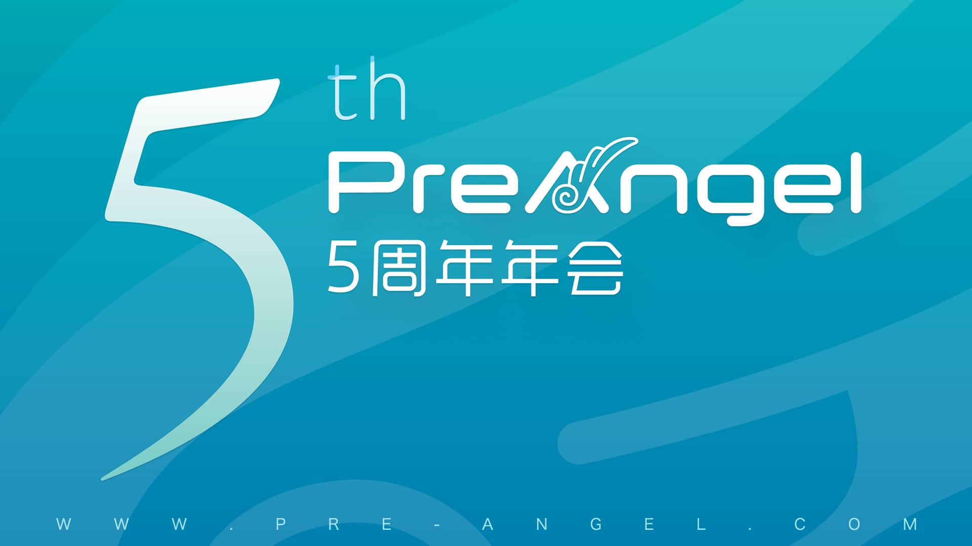 PreAngel 5 years anniversary
